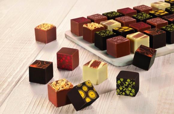Cioccolatini decorati