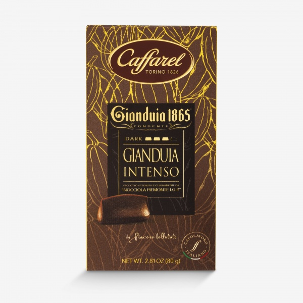 Gianduia 72% cocoa bar