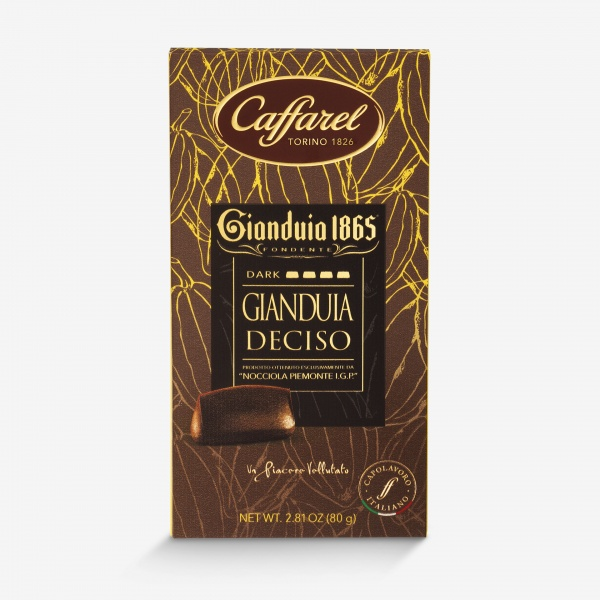 Gianduia 82% cocoa