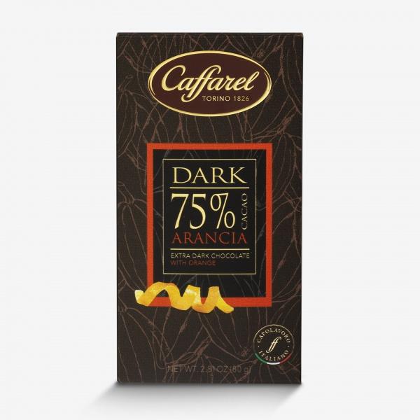 75% Cocoa and Orange Bar