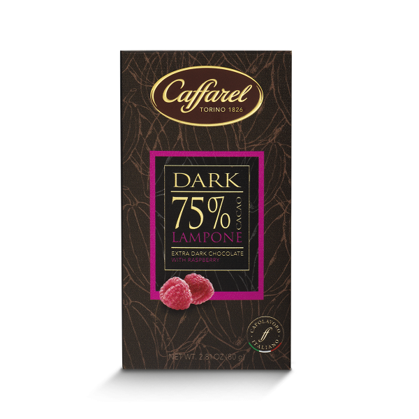 75% Cocoa with Raspberry Bar