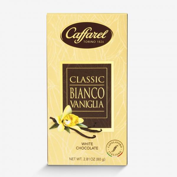Tavoletta bianco e vaniglia