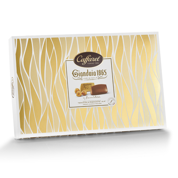 Gianduia 1865 Gold: Gift Box 450g