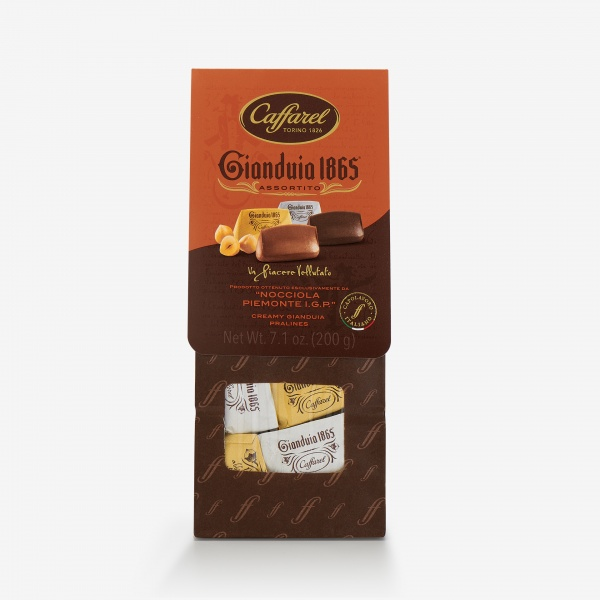 Gianduia 1865: Gianduiotti Selection Bag