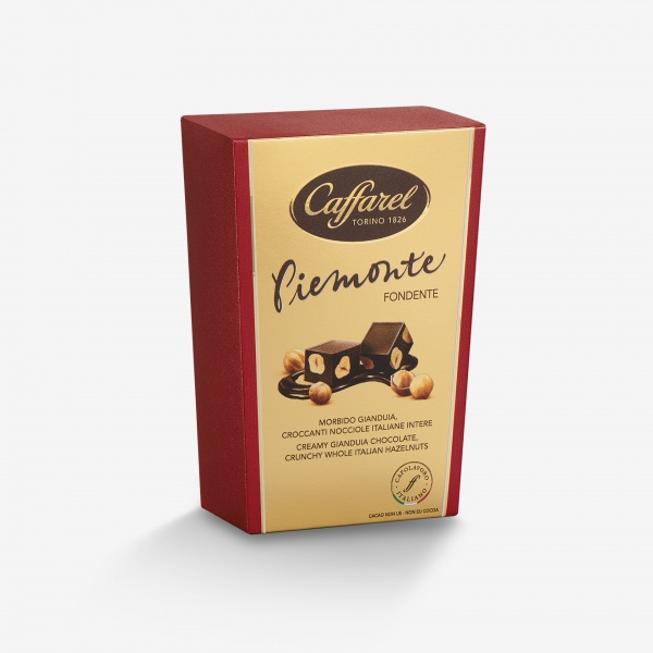 Piemonte fondente: mini cornet 100g