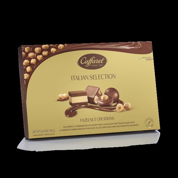Hazelnut Creations  Gift Box Piemonte/Cremino/Nocciolotta