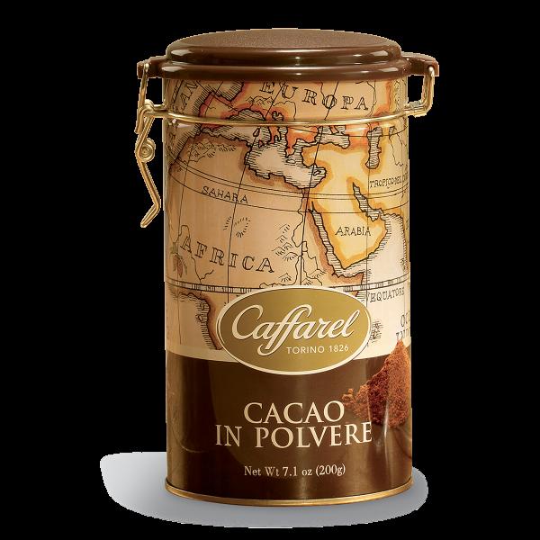 Cocoa Powder in metal tin 200g