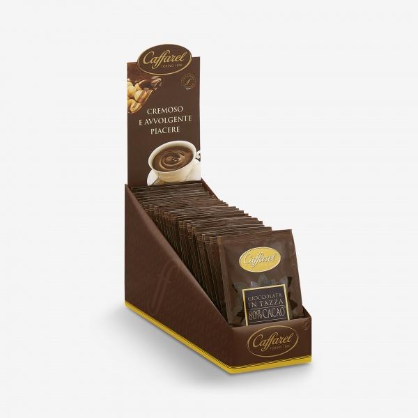 hot chocolate 80% cocoa