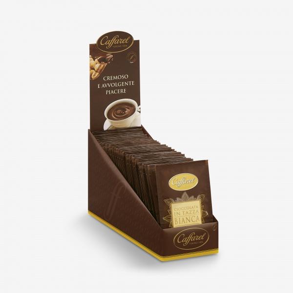 Cioccolata in tazza: ricetta bianca