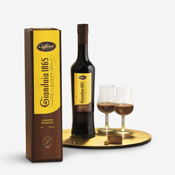 Gianduia 1865: Liquore al Gianduia